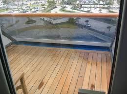 Freedom Room Divider Conquest Aft Balcony 6458 Cruise Critic Message Board Forums