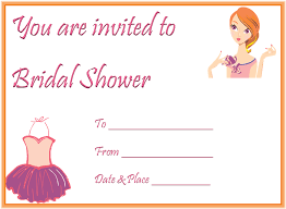 words for bridal shower invitation the captivating bridal shower invitation templates