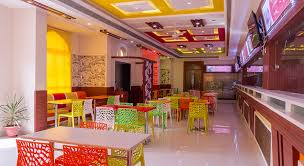 chaska food court ambience hotel railway station campus gwalior