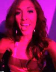 Girls Gone Wild Sex - farrah abraham posts drunk and out of hand videos from a night