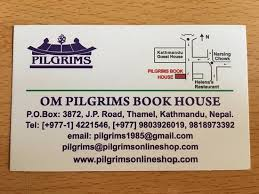 pilgrims book all you need is picture of pilgrims book house kathmandu