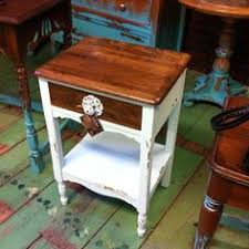 two tone nightstand diy pinterest nightstands and house