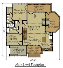 Cabin Plans With Porch 230 Best House Plans Images On Pinterest Small House Plans