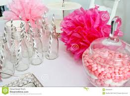 baby shower decorations stock photo image 45999868