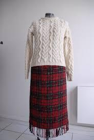 plaids en laine best 25 jupe écossaise femme ideas only on pinterest chemise de
