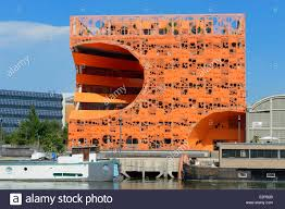 france rhone lyon la confluence new district in the south of the