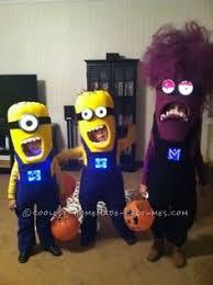 Minion Halloween Costume Minions Group Costume Halloween Costume Contest Costume Contest