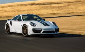 first porsche 2018 porsche 911 turbo s exclusive first drive review car and