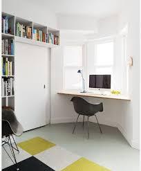 bureau petits espaces bureau suspendu un petit meuble et plein de fonctonnalité