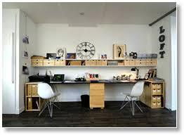 bureau de travail maison aménagement espace de travail à la maison