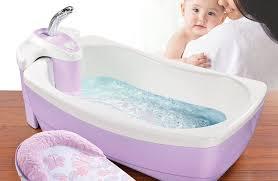 Summer Cradling Comfort Baby Bath Summer Infant Lil U0027 Luxuries Whirlpool Bubbling Spa U0026 Shower