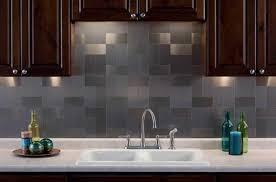 aluminum backsplash kitchen brushed aluminum backsplash brushed aluminum