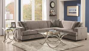 Leather Tufted Sectional Sofa Sofa Grey Leather Tufted Sofa Precious Gray Couch U201a Adored Small