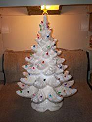 ceramic light up christmas tree 13 beautiful ceramic christmas trees best for 2017 vintage