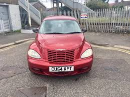 chrysler pt cruiser 2 2crd mot may 2018 manual for sale