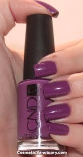 cnd u2013 creative nail designs nail lacquer and solaroil reviews and
