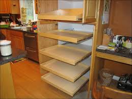 kitchen narrow kitchen cabinet larder cupboard slide out drawers