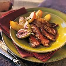 cuisiner magret de canard au miel recette magret de canard miel sucré salé