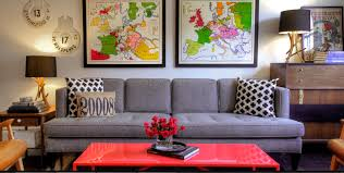 what to do with extra living room space great ways to make use of the space behind the couch for extra