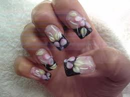 3d acrylic nail art archive style nails magazine