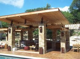 patio u0026 pergola covered patio ideas for backyard contemporary