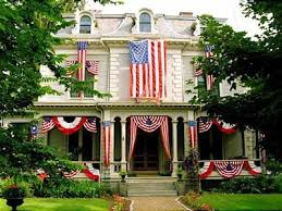 130 best 4th of july house images on pinterest red white blue