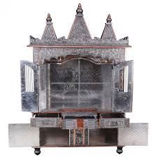 big oxidized ghar mandir for home and offices ocb183660