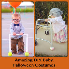 amazingly creative easy baby halloween costumes wee learn
