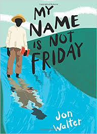 when to be on the lookout for black friday tvs from amazon my name is not friday jon walter 9780545855228 amazon com books