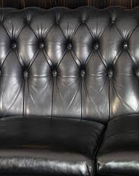 Black Leather Sofa Texture Areadocks Research Leather Sofa Chester Chesterfield Black Three