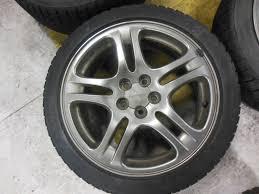 subaru factory wheels jdm parts 2000 2004 subaru wrx sti gold wheels rims impreza wrx
