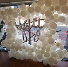 37 best balloon walls images on pinterest balloon wall balloons