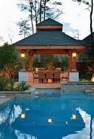 Best Tiki Bars Images On Pinterest Backyard Ideas Outdoor - Tiki backyard designs