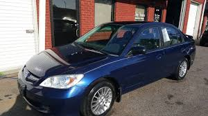 2005 honda civic special edition all about car