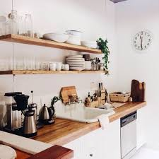 kitchen sheved 65 ideas of using open kitchen wall shelves shelterness