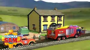 fireman sam official fire flood house