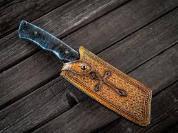 Nice Kitchen Knives Custom Kitchen Cutlery Knives Cabrera Custom Knives