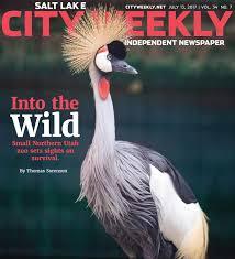 lexus parking utah jazz city weekly july 13 2017 by copperfield publishing issuu