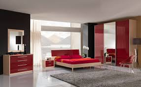 High Gloss White Bedroom Furniture by Luxury Mcs Modern Bedrooms Italy Collections