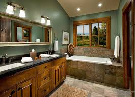 Modern Country Style Bathrooms Wonderful Country House Bathrooms Eizw Info
