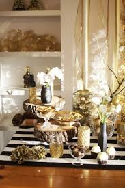 New Year S Eve Dining Table Decor by A Golden New Year Ahead It U0027s A Gold Party White Bow Events