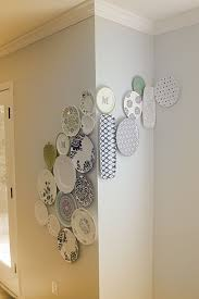 Decorative Hanging Plates Best 25 Plate Display Ideas On Pinterest Plate Wall Decor