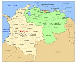 Map Of Latin America With Capitals by Maps Of Venezuela Detailed Map Of Venezuela In English Tourist