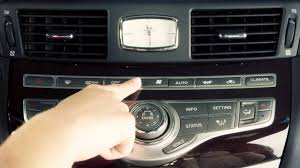 2013 infiniti m automatic climate controls youtube