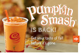 pumpkin smash jamba juice thinglink