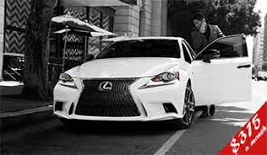 lease lexus is 250 2015 lexus is 250 deal of the month lease special palm