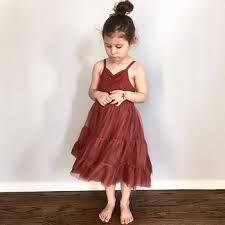 wholesale baby girls party wear western dress cotton summer