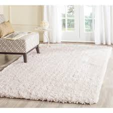 Shag Carpet Area Rugs Safavieh Popcorn Shag Ivory 8 Ft X 10 Ft Area Rug Sg267a 8 The