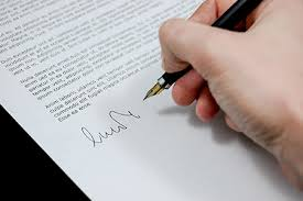 the importance of signing a cover letter job applications com