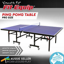 eastpoint sports table tennis table eastpoint sports easy setup fold n table tennis table 15mm top ping